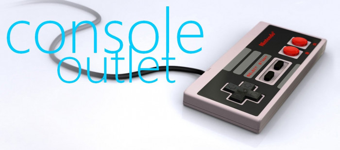 console outlet