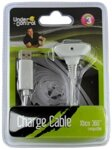 XBOX 360 Charge Cable bílý