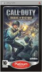 Call of Duty Roads to Victory PSP