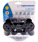 Corsair Gamepad Esperanza EG106 (PC/PS2/PS3)