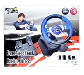 PS3 Force Feedback Racing Wheel