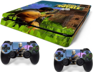 PS4 Slim polep Fortnite V4