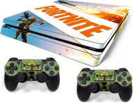 PS4 Slim polep Fortnite V7