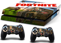 PS4 polep Fortnite V5
