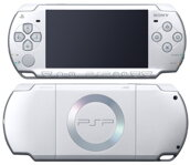 PSP 2004 MYSTIC SILVER