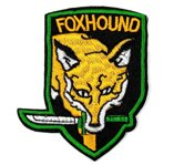 Nášivka FOXHOUND