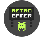 Placka Retro Gamer
