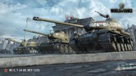 Plakát World of Tanks Russia Best HQ lesk