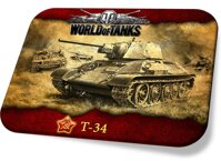 Podložka pod myš World Of Tanks T-34