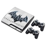 PS3 Slim polep Batman