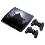 PS3 Slim polep Batman V2