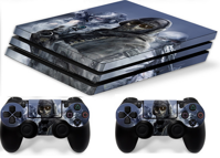 PS4 PRO polep CALL OF DUTY