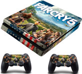 PS4 Slim polep FARCRY 5