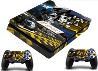 PS4 Slim polep GT Sport