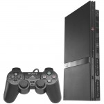 Výkup konzolí Playstation 2 slim 70000