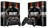 XBOX 360 E polep CALL OF DUTY BLACK OPS 3