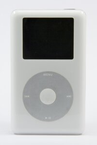Ipod 4G faceplate