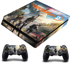 PS4 Slim Tom Clancys  The Division 2
