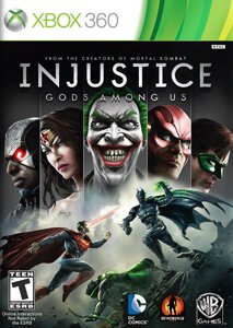 Injustice: Gods Amoung Us XBOX 360