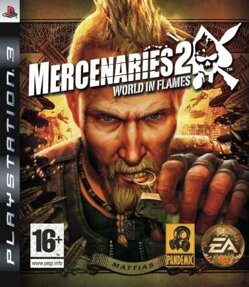 Mercenaries 2 : World In Flames PS3