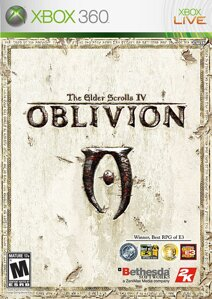 The Elder Scrolls IV : Oblivion XBOX 360