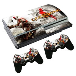 PS3 polep God Of War