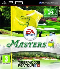 Tiger Woods PGA Tour 12: Masters PS3